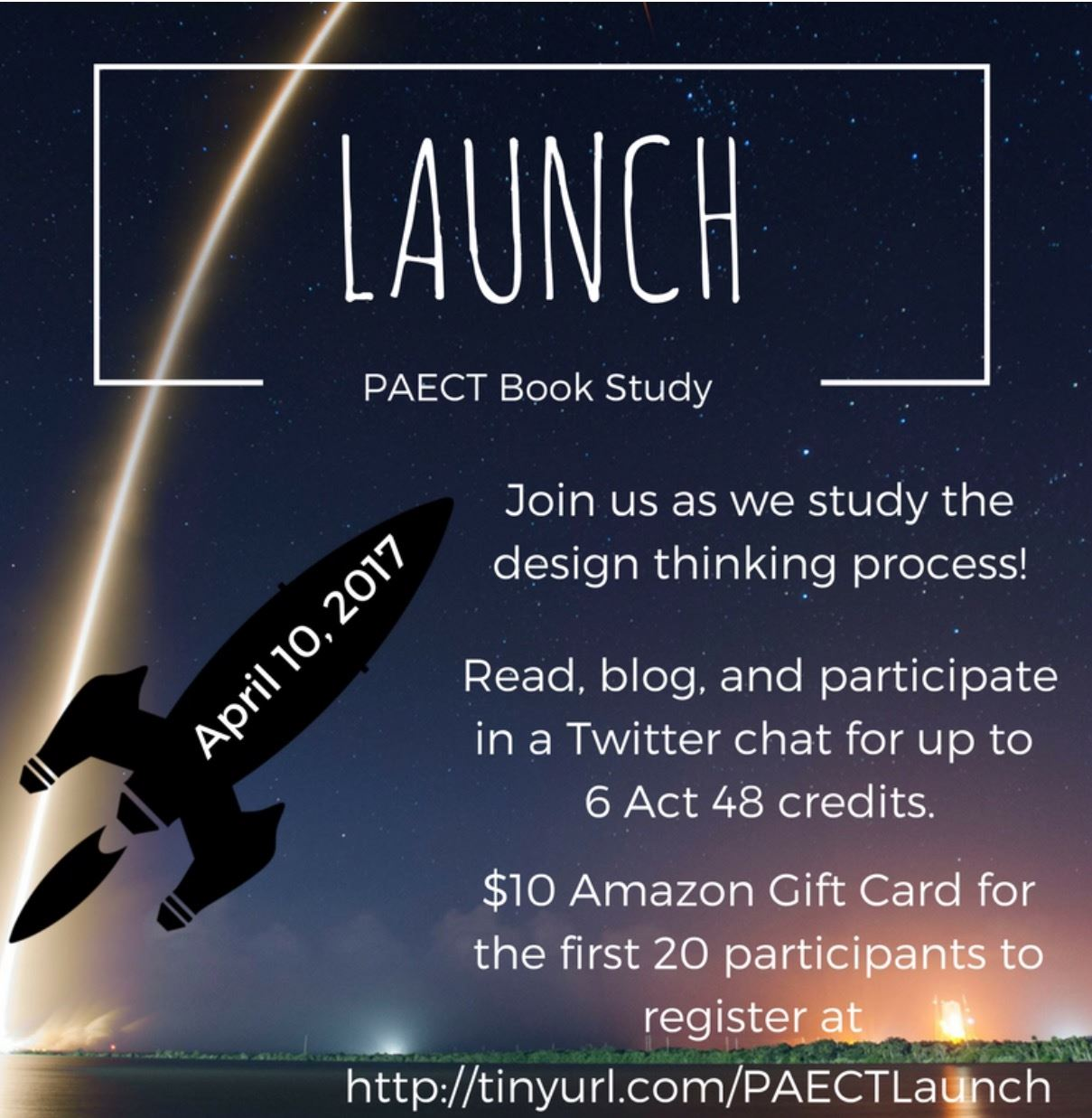 PAECT - PAECT Launch Book Study